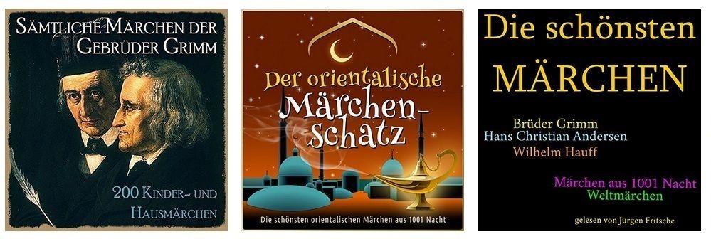 Märchen Hörbücher kostenlos hören